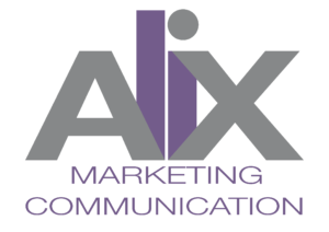 logo Alix Communication et Marketing